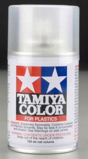 tamiya flat clear spray. Black Bedroom Furniture Sets. Home Design Ideas