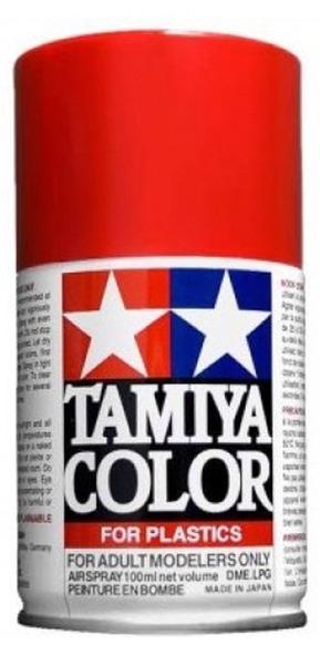 Tamiya Brilliant Red Spray