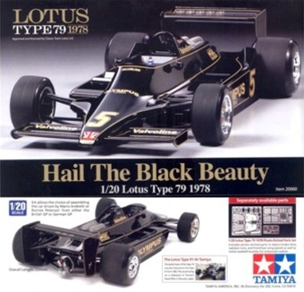 Aftermarket Performance Car Parts >> Lotus Type 79 1978 1/20 (fs)