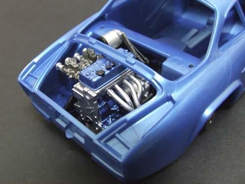 Aftermarket Car Parts >> 1961 Alpine A110 1600SC (1/24) (fs)