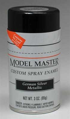 German Silver Metallic Enamel