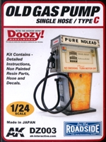 Pure NoLead Old Gas Pump (1/24) (fs)