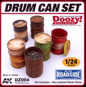 Drum Can Set (1/24) (fs)