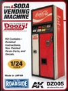 Coca-Cola Soda Vending Machine (1/24) (fs)