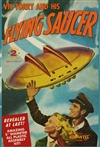"Vic Torry and his Flying Saucer UFO (5"") (fs) <br><span style=""color: rgb(255, 0, 0);""> Just Arrived</span>"
