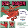 "Red Baron Fokker Triplane with Motor (fs) <br><span style=""color: rgb(255, 0, 0);"">Just Arrived</span>"