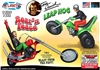 Tom Daniel's Roar'n Peace Motorcycle & Leap Hog 3-Wheeler (1/32) (fs)