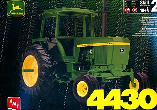 John Deere 4430 Tractor 1 25 Fs