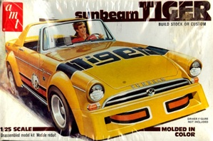 1966 Sunbeam Tiger (2 'n 1) Stock or Custom (1/25) (fs)