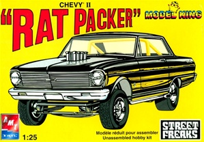 "Chevy II Ratpacker ""Street Freak"" Limited Private Reissue 2004 (1/25) (fs)"