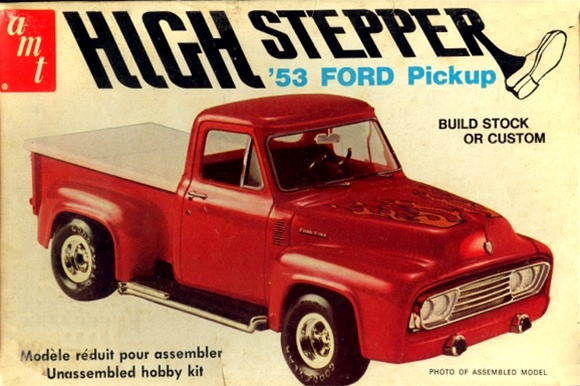 1953 Ford F 100 Pickup Quot High Stepper Quot 2 N 1 Stock Or