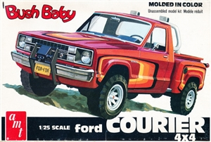 "1979 Ford Courier Pickup ""Bush Baby""  (1/25) (fs)"