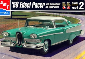 1958 Edsel Pacer 'Ultimate' (1/25) (fs)