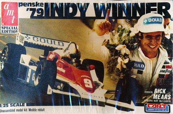 Rick Case Volkswagen >> 1979 Penske PC-6 'Gould Charge' Rick Mears '79 Winner Indy Car (1/25) (fs)