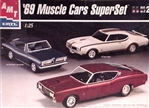 1969 Muscle Cars SuperSet (1/25) (fs)