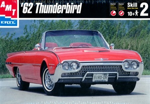 1962 Ford Thunderbird Roadster  (1/25) (fs)