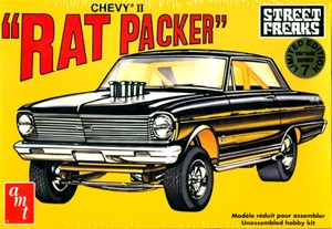 "1965 Chevy II Ratpacker ""Street Freak"" Limited Run (1/25) (fs)"