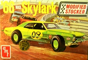1966 Buick Skylark Modifed Stocker (1/25) (fs)