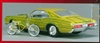 1966 Buick Riviera Lowrider ProShop Pre-Painted Lime Green (1/25) (fs)