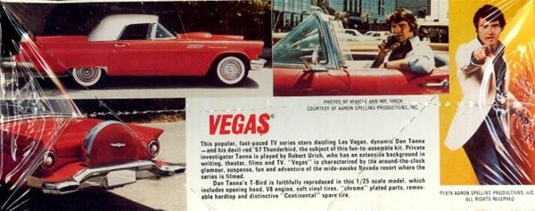 T-Bird to Vegas