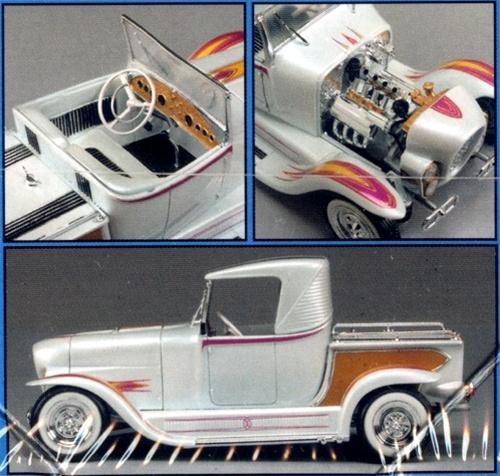 Aftermarket Performance Car Parts >> Ala Kart Show Car by George Barris (1/25) (fs)