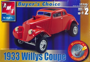 1933 Willys Coupe Buyers Choice (1/25) (fs)