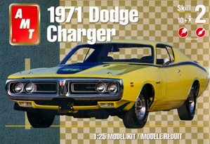 1971 Dodge Charger (1/25) (fs)