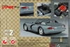 2000 Dodge Viper RT-10 ProShop Pre-Painted Black (1/25) (fs)