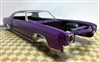 1970 Monte Carlo ProShop Pre-Painted Purple (1/25) (fs)