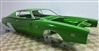 1971 Dodge Charger ProShop Pre-Painted Green (1/25) (fs)