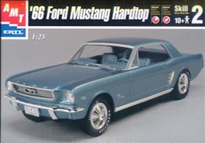 1966 Ford Mustang  (1/25) (fs)
