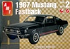 1967 Ford Mustang Fastback (1/25) (fs)