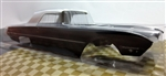 1962 Ford Thunderbird ProShop Pre-Painted Black (1/25) (fs)