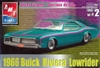 1966 Buick Riviera Custom with Schwinn Spider Bike (1/25) (fs)