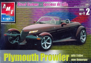 Plymouth Prowler with Trailer (1/25) (fs)