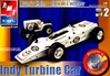 Lotus Turbine Indy Car with Tractor (1/25) (fs)