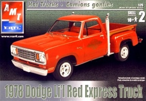 1978 Dodge Stepside Pickup  (1/25) (fs)