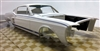 1967 Ford Mustang GT ProShop Pre-Painted White (1/25) (fs)