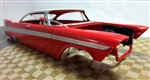 1958 Plymouth Belvedere  ProShop Pre-Painted Red(1/25) (fs)