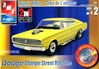 1967 Dodge Charger Street Machine (2 'n 1) from vintage MPC tooling (1/25) (fs)