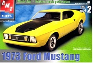 1973 Ford Mustang Fastback (1/25) (fs)