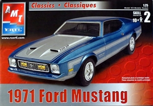 1971 Ford Boss Mustang 351 (1/25) (fs)