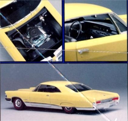 Super Chief Ford Truck Price >> 1965 Pontiac Bonneville (1/25) (fs)