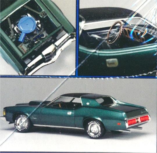 1973 Mercury Cougar (1/25) (fs)