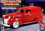 1940 Ford Woodie Custom  (1/25) (fs)