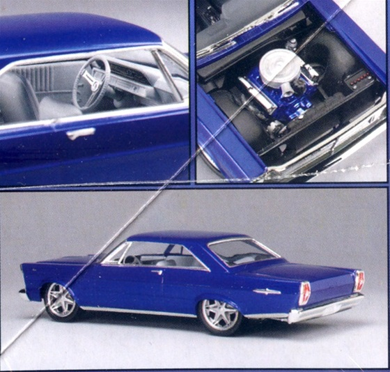 Image result for AMT '65 Ford Rides Magazine