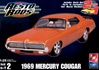 1969 Mercury Cougar (2 'n 1) Stock or Custom (1/25) (fs)