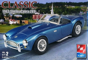 1963 Cobra 289 Roadster (1/25) (fs)