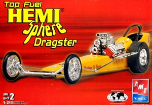 1964 Garlit's Hemi-Sphere Front Engine Top Fuel Dragster (1/25) (fs)