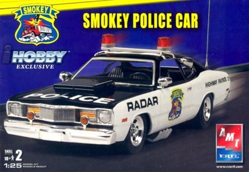 dodge smokey  convoy chaser police interceptor  fs